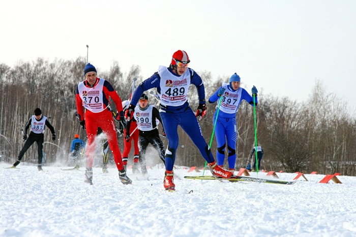 Лыжня Завьялова – 2013 в Чулково