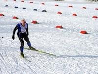 Участник 12 на финише