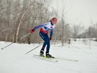 Забег лыжни Завьялова среди девушек