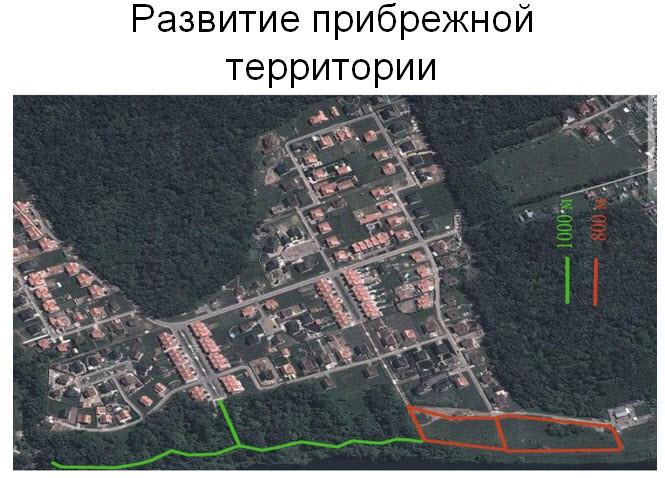 Беговая и прогулочная дорожка - проект в Григорчиково
