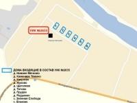 Границы избирательного участка 2635