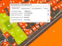 ЖК константиново в окружении участков для индивидуальной жилой застройки