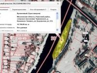 Аренда острова и прибрежной зоны на реке Москве в Чулково (пос. Тельмана)