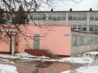 Задний двор Молоковской школы