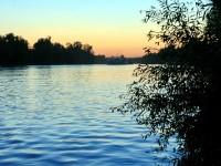 Москва река возле Верхнего Мячково