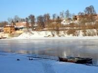 Москва-река между Верхним и Нижним Мячково