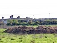 Территория свалки ООО Орион - апрель 2013