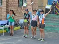 Победительницы в категории Леди