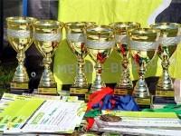 Кубки для победителей Merida Velogearance Cup-2012