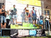 Победители 4 этапа Merida Velogearance Cup-2012 в категории M14-18