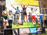 Победители 4 этапа Merida Velogearance Cup-2012 в категории M19-22