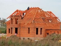 Новый дом в Нижнем Мячково