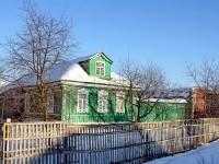 Дом в Нижнем Мячково. Зима.