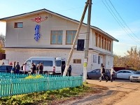 Дом культуры в Нижнем Мячково