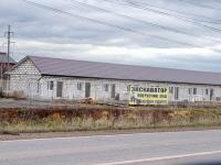 Новый придорожный торговый комплекс в Нижнем Мячково
