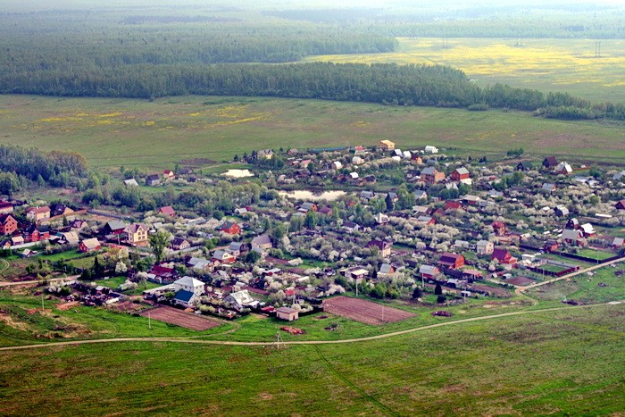 Деревня Какузево