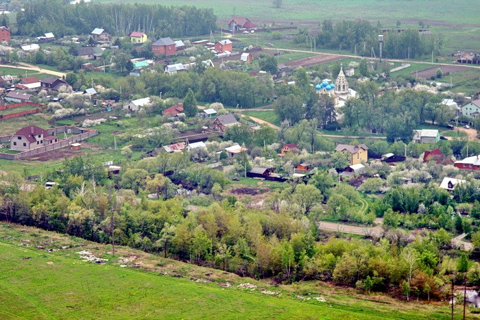 Село Зеленая Слобода