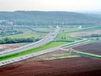 Новая дорога на Жуковский и Боровской Курган