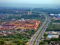 Новорязанское шоссе в чулковском поселении