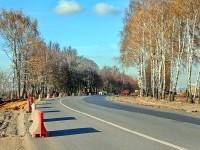 Расширение Володарского шоссе у КП ОрловЪ