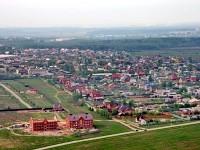 Деревня Островцы и ЖК Сосновый Бор