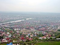 Верхнее Мячково, Белый Берег, Москва-река