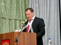 Глава сельского поселения Чулковское докладывает о результататах работы за 2011 год