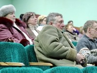 Представители чулковских деревень сопоставляют отчетность и реальность