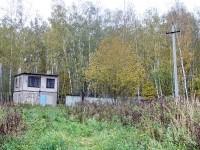 Инженерное сооружение возле лагеря ЖБИ