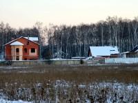 Дома ТСЖ на месте лагеря Особстроя