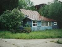 Домик конструктора Грачева на территории  испытательной базы СКБ ЗИЛ  Чулково (2003 год, из архива Яна Якушкина)