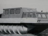 Большой шнекоход Грачева ЗИЛ-4904 (ПЭУ-3)