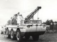 Спасательный вездеход ПЭУ-1