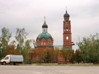 Храм в Константиново