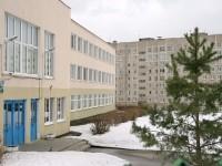 Здание Володарской школы