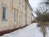 Дома рабочих бывшей текстильной фабрики