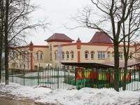 Здание нового детского сада Машенька