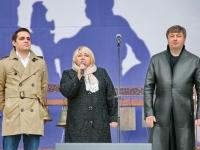 Приветственное слово заместителя Министра Культуры Московской области