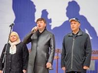 Приветственное слово председателя правления Мособлбанка Виктора Янина