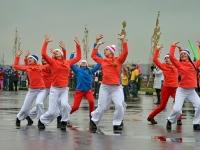 Танцы, танцы, танцуют девчонки