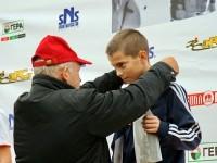 Награждение школьников