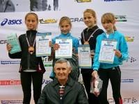 Победители среди школьниц