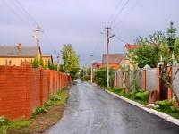 Свежезаасфальтированная улица - июнь 2013