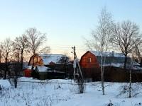 Деревня Прудки - вид от памятника