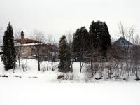 В деревне Прудки