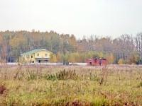 Новая часть деревни Редькино