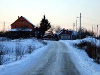 Окраина деревни Щеголево