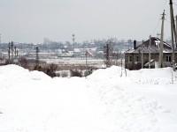 Вид из Щеголево на Нижнее Мячково