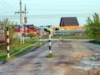 Выезд из СНТ Кварц на трассу Володарского шоссе