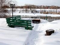 Благоустройство берега Москва-реки силами СНТ Лотос
